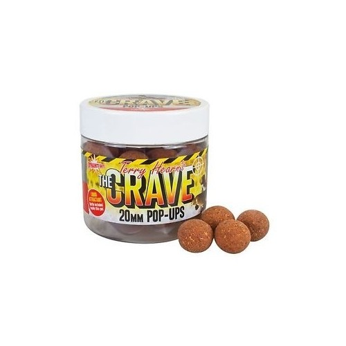 Boiliai The Crave Pop-Ups Dynamite Baits