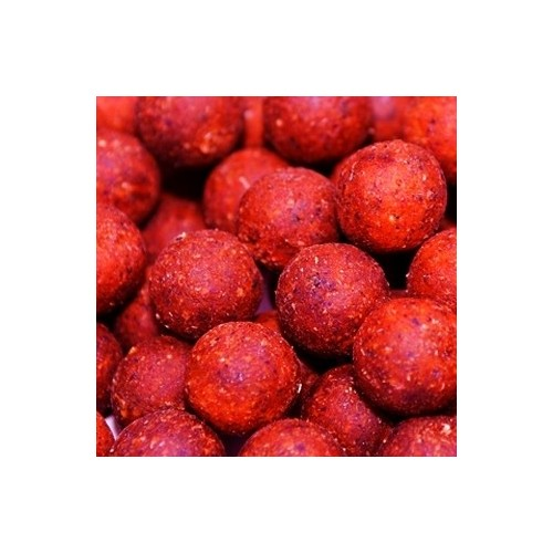 Braškių ir kalmarų skonio boiliai Squid Strawberry Renmar