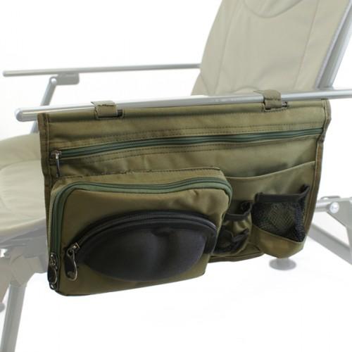 Kėdžių ir gultų porankių krepšys Chair / Bedchair Organiser NGT