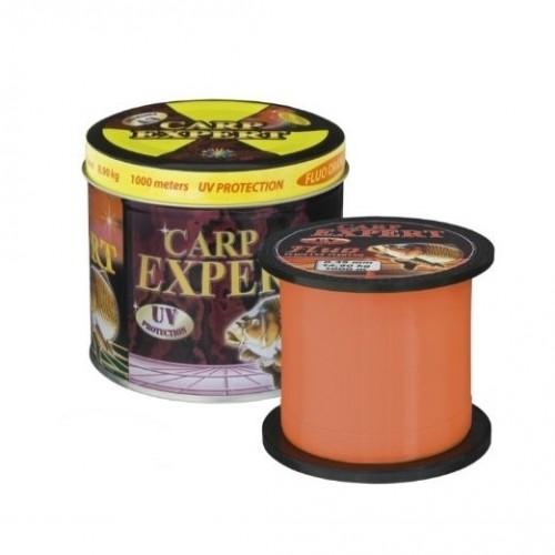 Fluoroscensinis valas karpiams Fluo Orange Line Carp Expert