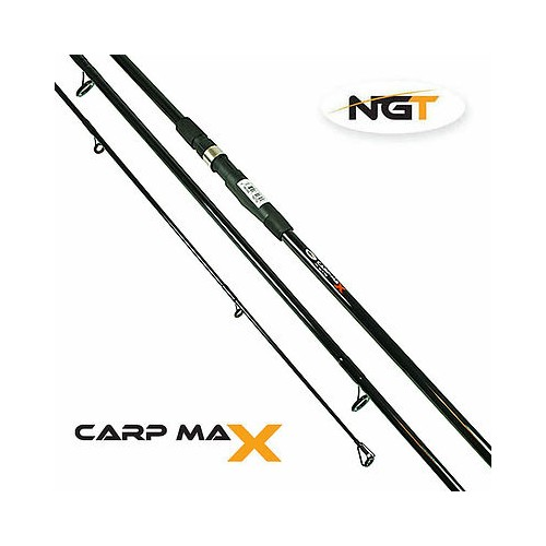 Kotas Carp max 3pc – 12ft, 3pc, 2,75lb tc carp rod