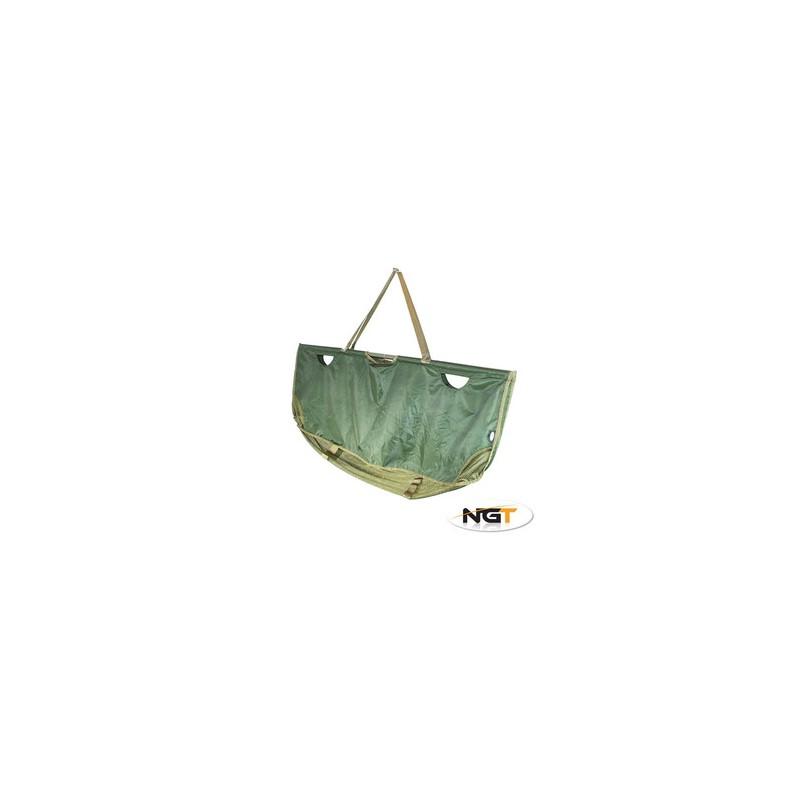Krepšio tipo matas Folding carp sling system and case