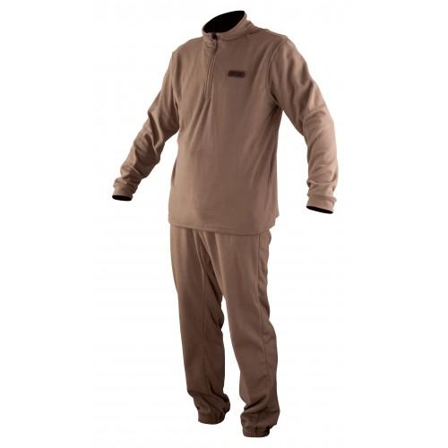 Šiltos aprangos rinkinys chunk Comfort set khaki XXXL Fox