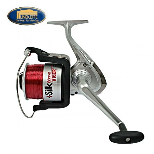 Ritė Lineaeffe Silk 70 1BB reel with line