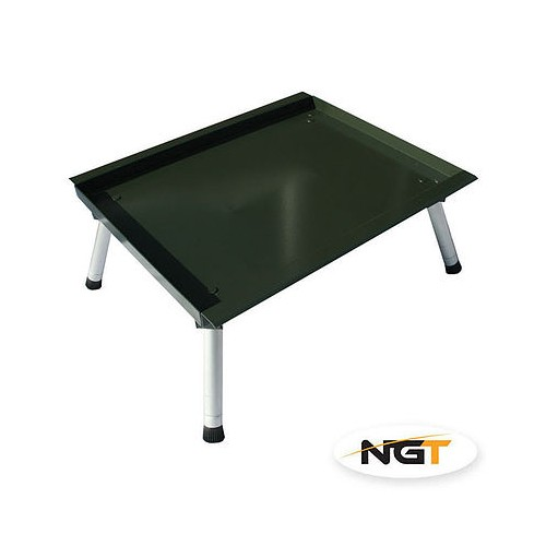 Stalas Bivvy/bait table with adjustable legs