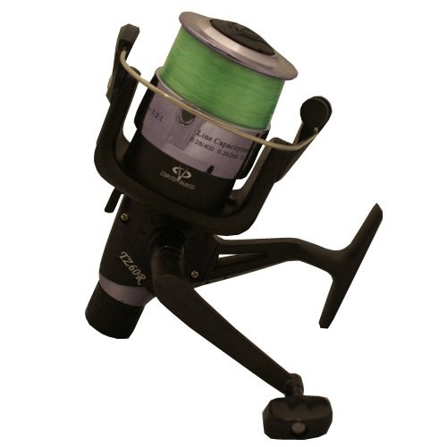 Ritė TZ60R 1BB coarse fishing reel with 12lb line