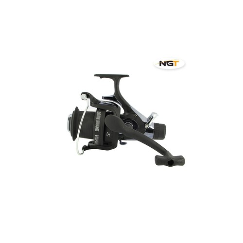 Ritė XS9000 6BB big pit reel with carp runner system &s/spool