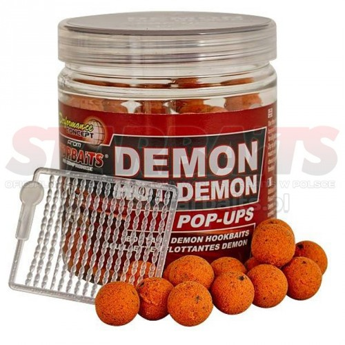 Boiliai Starbaits Demon Hot Demon Pop Up 80g