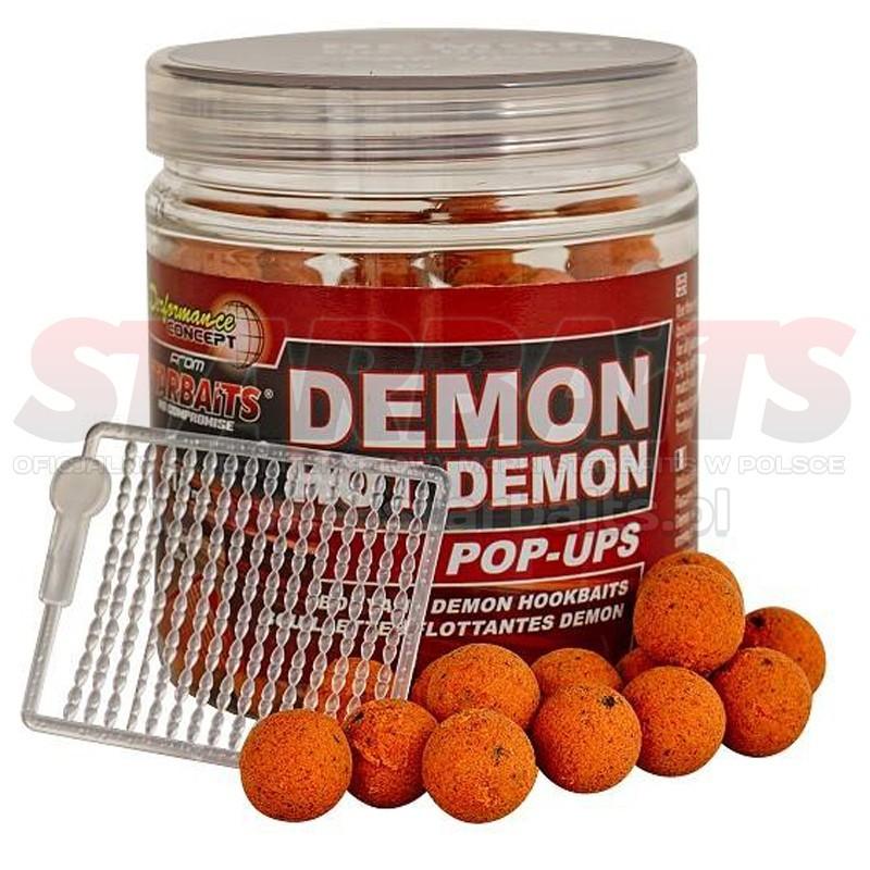 Boiliai Starbaits Demon Hot Demon Pop Up 80g