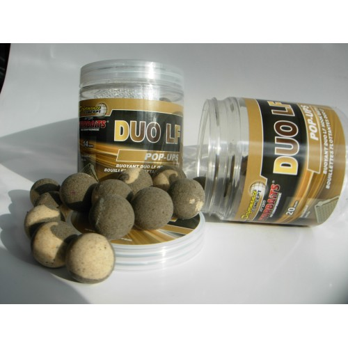 Boiliai Starbaits Duo LF Pop Up 80g