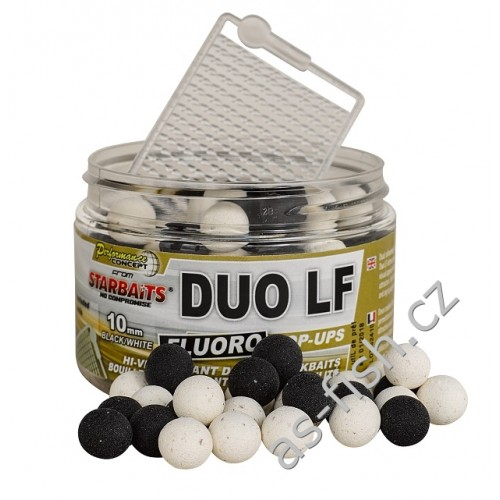 Boiliai Starbaits Duo LF Pop Up Fluo