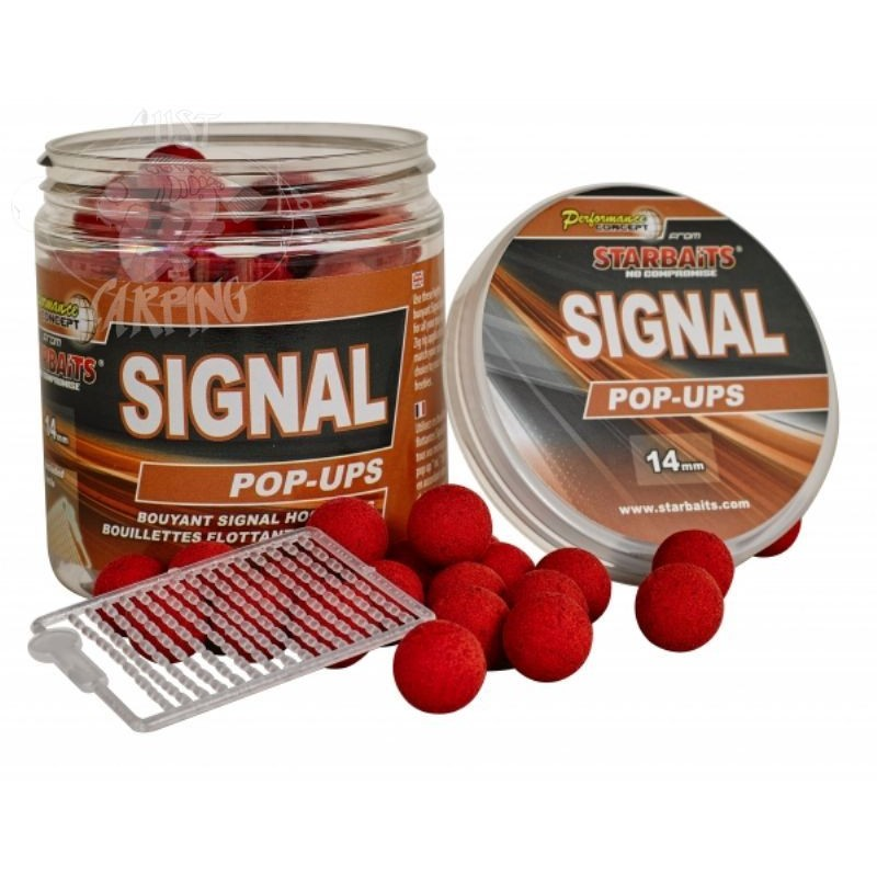 Boiliai Starbaits Signal Pop up 14mm 80g