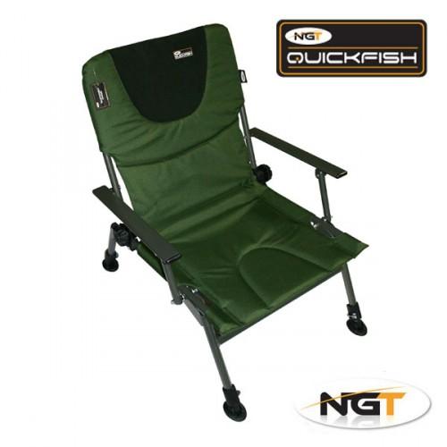"""Kėdė """"Quickfish"""" NGT"""