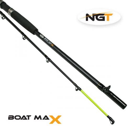 Meškerykotis Boat Max NGT