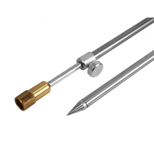 Stovelis Steel telescopic bank stick Delphin