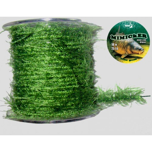 Pintas valas KATRAN Braided hook links MIMICKER