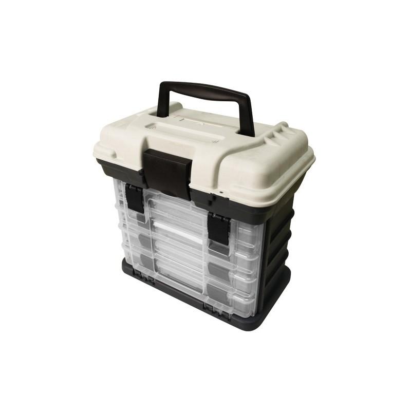 Dėžutė Delphin Transport box MB-01 + 4 pcs boxes B03