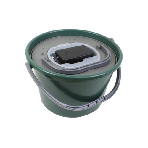 Kibiras Delphin BUCKET SVR13L + AIR PUMP