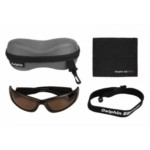 Akinių rinkinys Delphin Sunglasses set - model PROFI