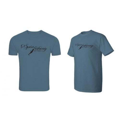 Marškinėliai Delphin T-shirt SPIN fishing