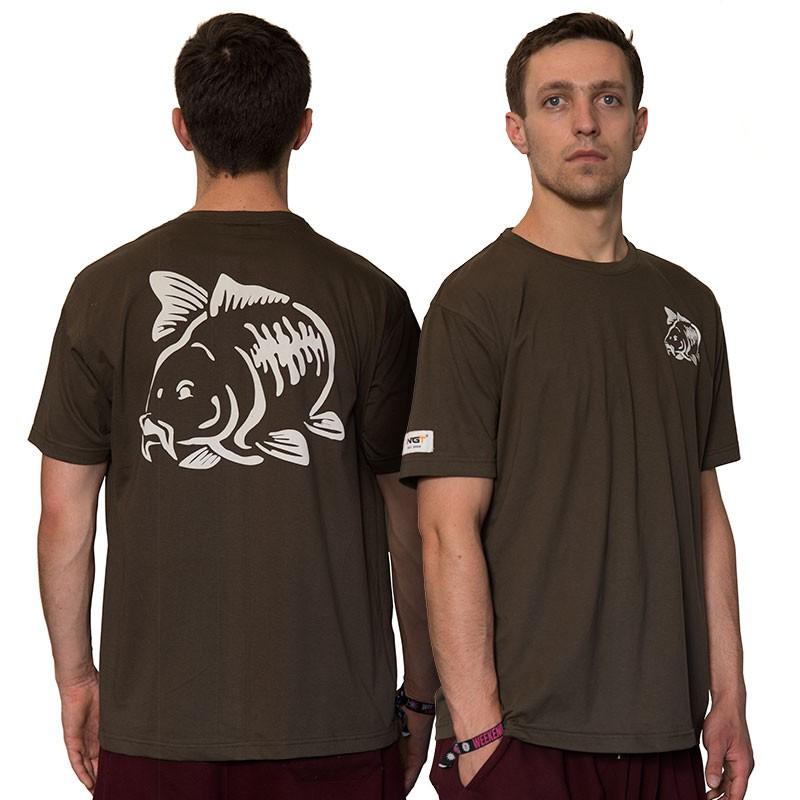 Marškinėliai NGT CARPERS T-SHIRT