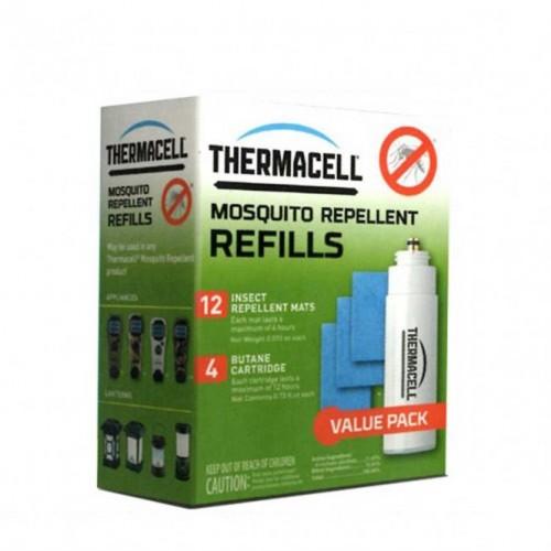 Uodų ir mašalų repelentas ThermaCELL pakeitimo komplektas
