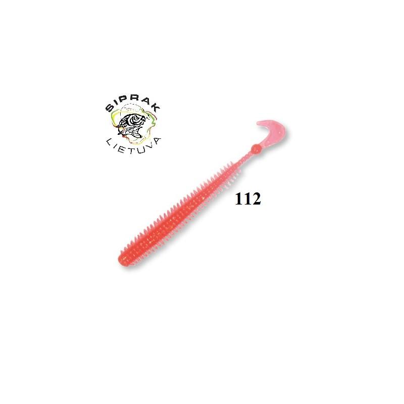 Guminukai Akara Eatable soft Bait Centi worm 80/ 10vnt