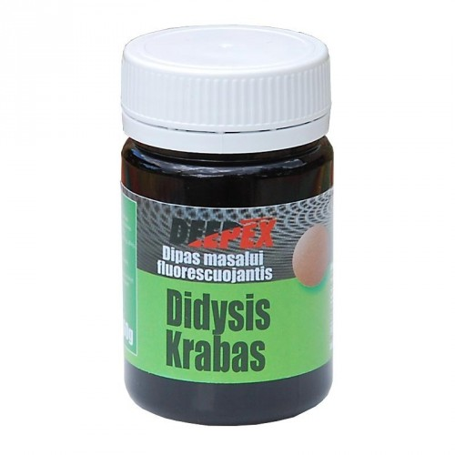 Didysis Krabas fluorescuojantis Dipas