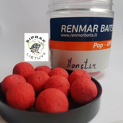 Monster Pop - ups 16mm Renmar