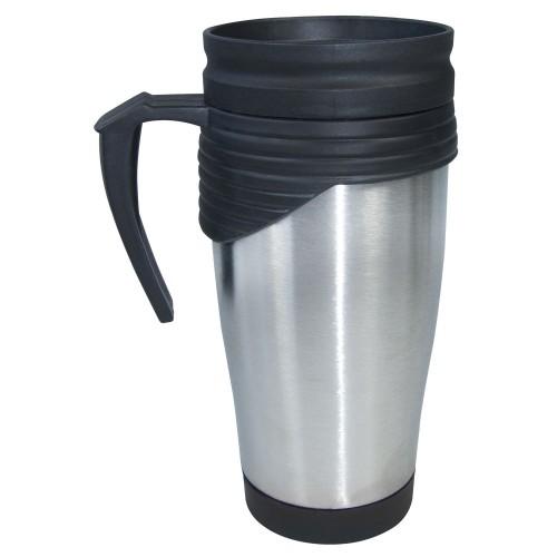Termo puodelis su laikikliu Am-Tech