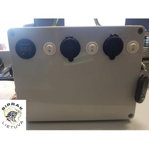 Daugiafunkcinis elektros įtampos įrenginys Power Kit ALEX BAITS