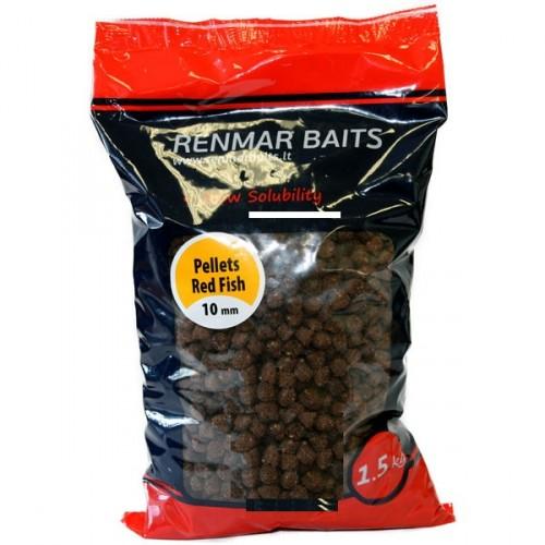 Peletės Red Fish Pellets Renmar
