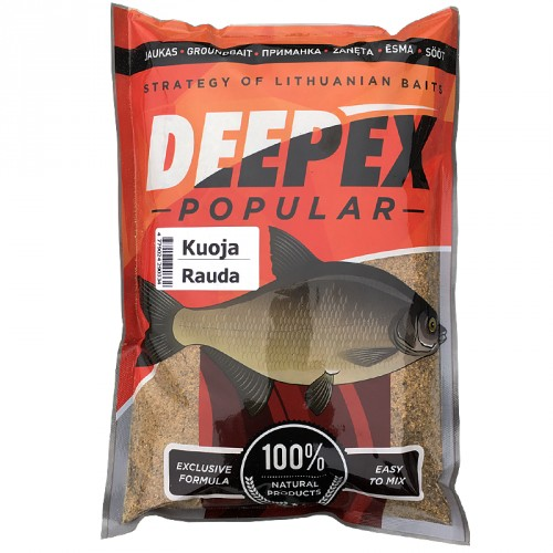 Jaukas populiarusis kuoja deepex