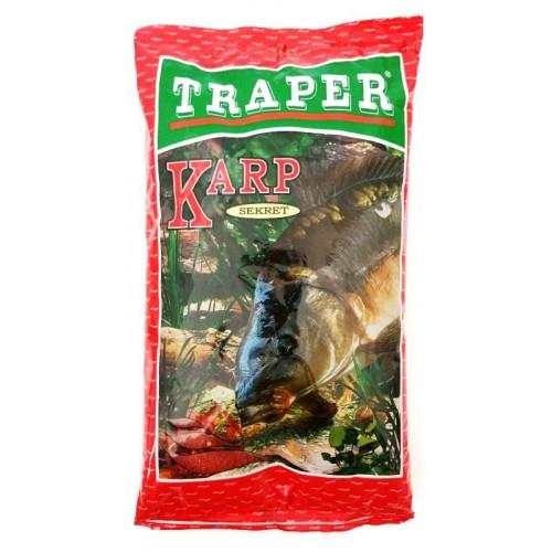 Jaukas Traper Karpis (raudonas)
