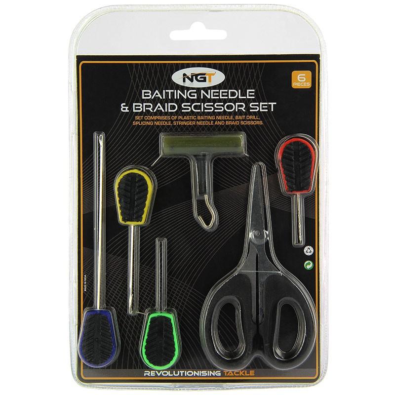 Žūklės įrankių rinkinys NGT