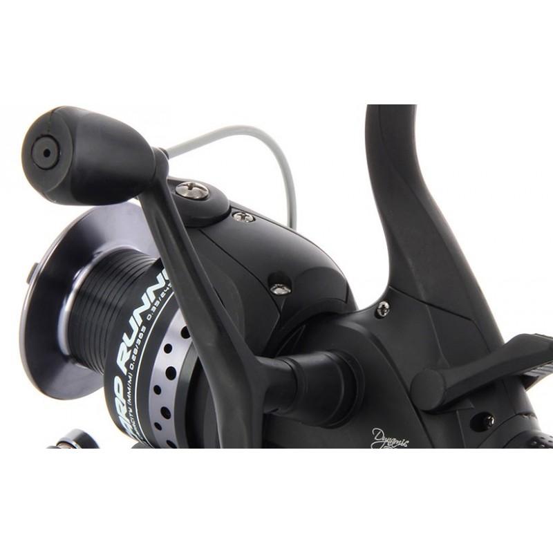 Ritė Dynamic 6000 Deluxe Carp Runner Reel ngt