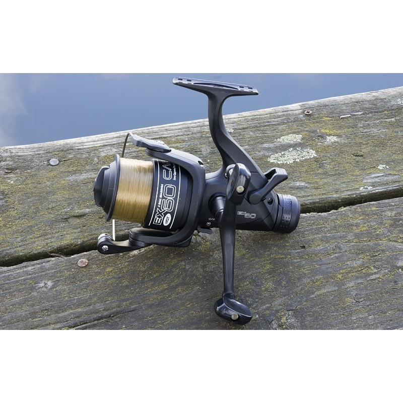 Ritė EX60 4BB Dual Handle Carp Runner Reel NGT