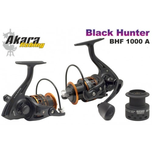 Ritė Akara BLACK HUNTER 1000