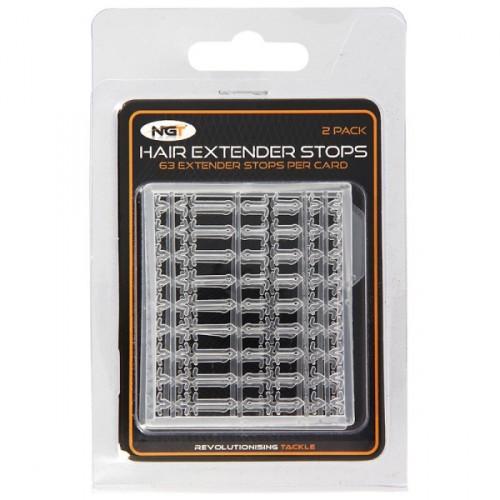 Boilių ir pelečių fiksatoriai NGT Hair extender stops