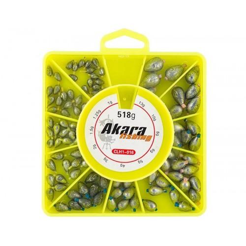 Svarelių rinkinys AKARA CLH1-016