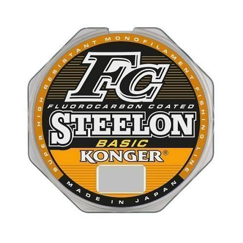 Pavadėlinis valas FC fluorocarbon coated STEELON