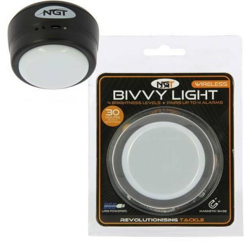 Daugiafunkcinė lempa Wireless bivvy light