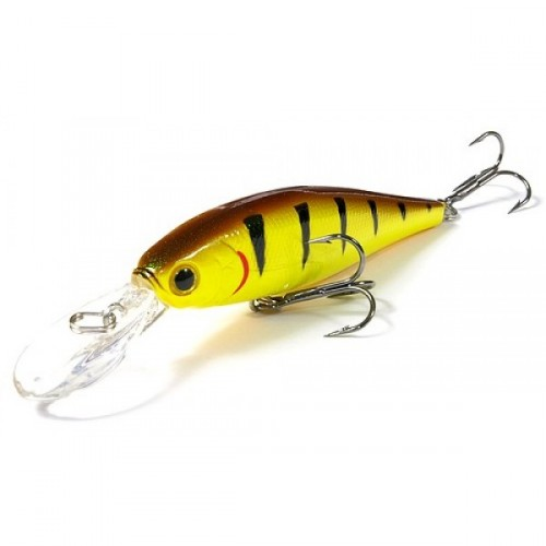 Vobleris LUCKY CRAFT Pointer 100DD SP Tiger perch