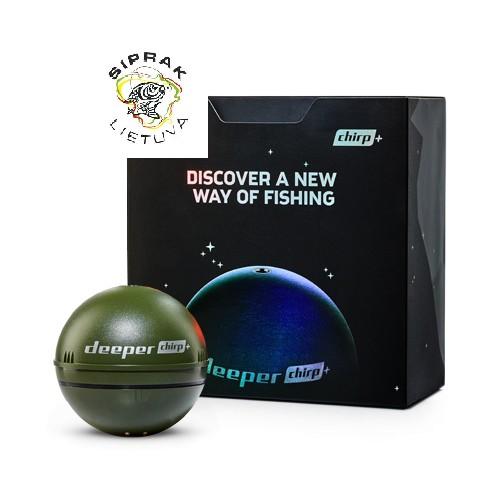 Echolotas Deeper Smart Sonar CHIRP+