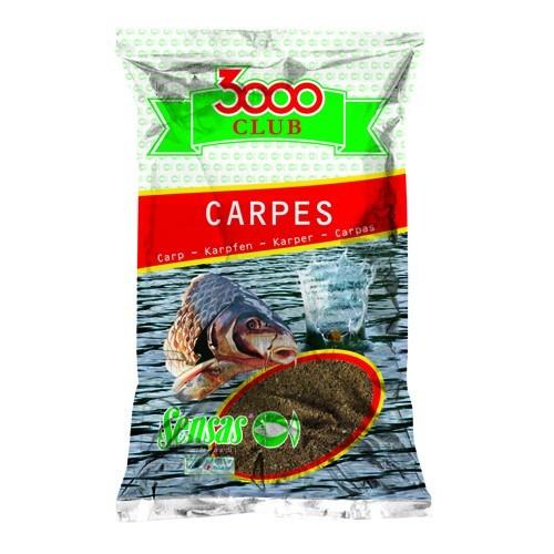 Jaukas SENSAS 3000 Club Carpes + Big fish 1kg