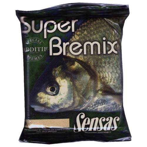 Aromatinis jauko priedas SENSAS ATRAKTOR SUPER BREMIX 300g