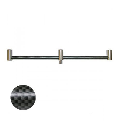 Aliuminio laikiklis su anglies pluošto apdaila NGT
