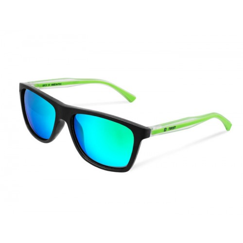 Akiniai Polarized sunglasses Delphin SG TWIST green lenses