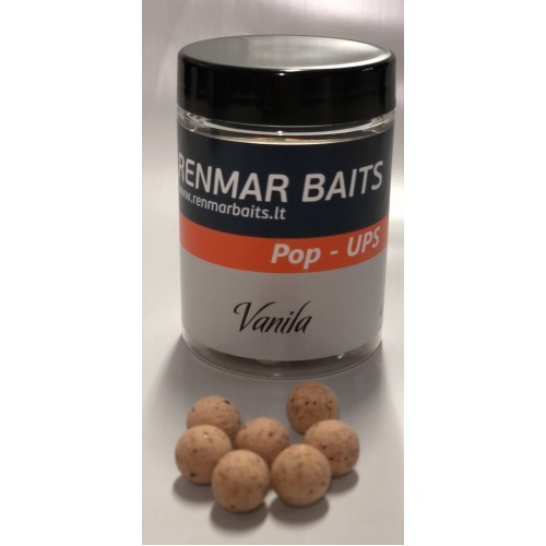 Pop-Ups Vanilla 10mm Renmar