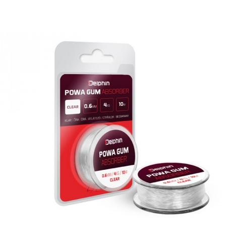 Feeder Gum Delphin POWA GUM Absorber Clear